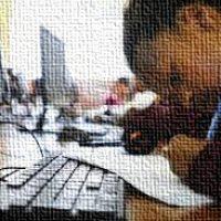 le tableau blanc interactif est parfait pour éduquer au numérique